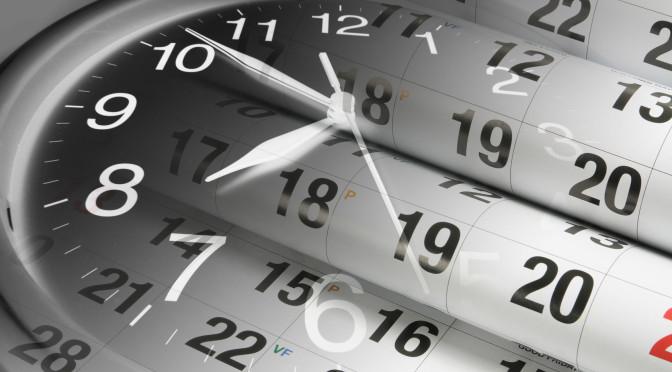 faith and calendars