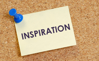inspire with stories