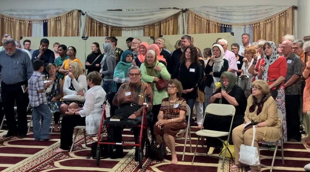 A Powerful Interfaith Night