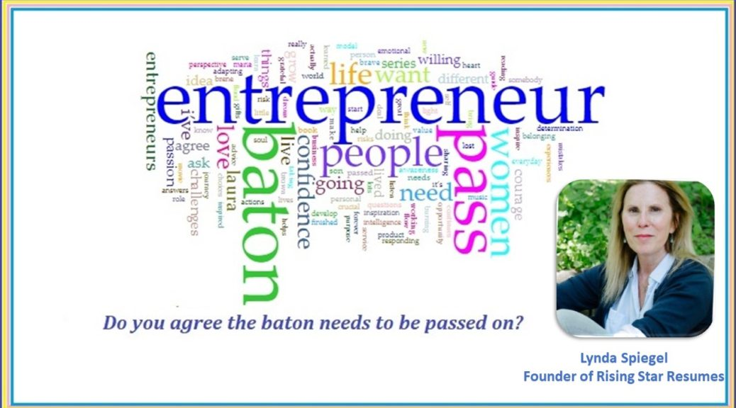 How to Grow as an Entrepreneur:  Episode #4 with Lynda Spiegel